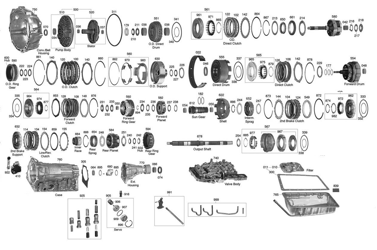 Toyotum 4runner Shift Solenoid