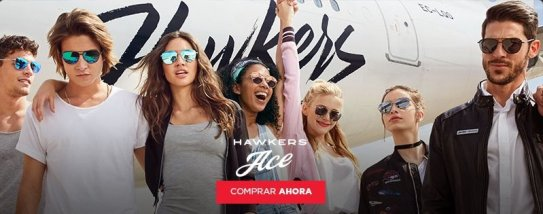 Hawkers Gafas_Air Europa