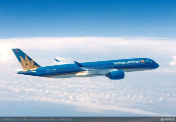 VIETNAM AIRLINES_A350