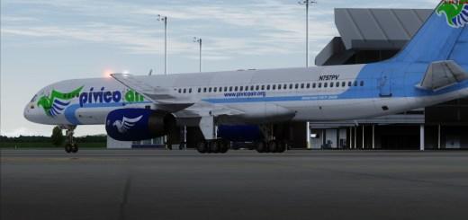 Aerolinea virtual