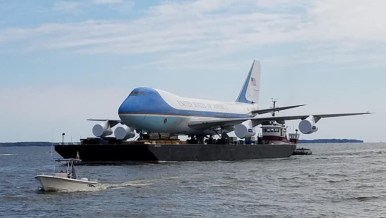 REPLICA AIR FORCE ONE-01