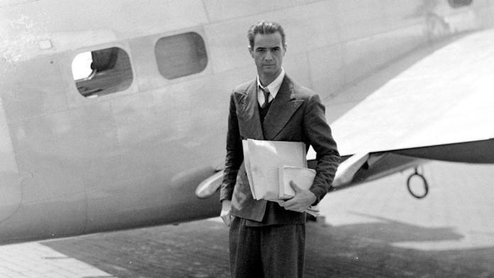 Resultado de imagen para Fotos de Howard Hughes