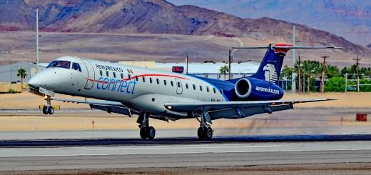 c212d8ec55 El avión que salvó a Embraer y que marcó una historia en Aeroméxico Connect  – Embraer 145