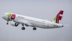 TAP PORTUGAL-AIRBUS A321LR-CS-TXA