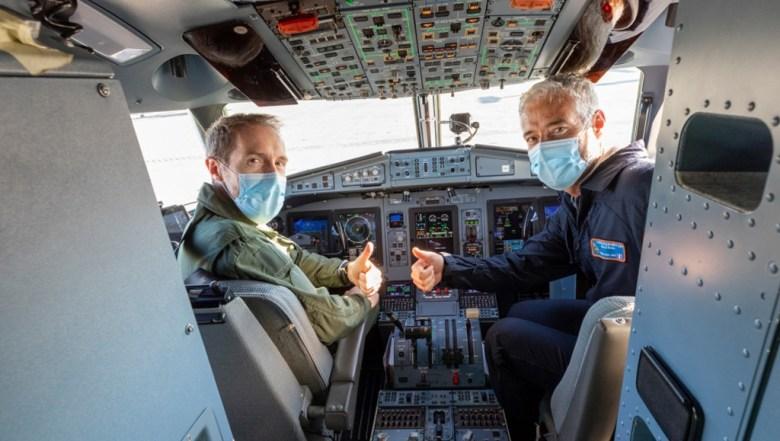 ATR y EASA celebran la finalización de la Prueba de vuelo, que reunió datos importantes para el proceso de certificación