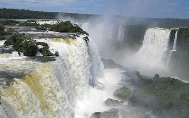 Parque Nacional do Iguaçu - Cachoeira