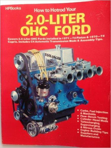 How to Hotrod your 2 0-liter OHC Ford - transportbooks com