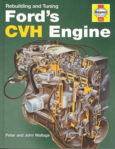 Rebuilding and Tuning Ford's CVH Engine - transportbooks com