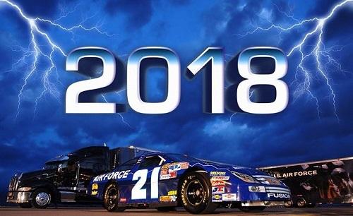 Start your engines! NASCAR 2018