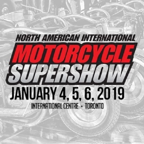 UPCOMING EVENT: 2019 North American International Motorcycle SuperShow