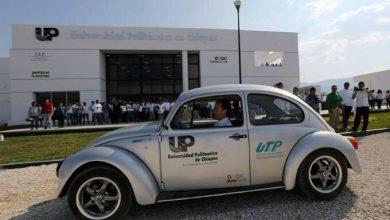 Photo of Innovan con auto eléctrico en Universidad de Chiapas