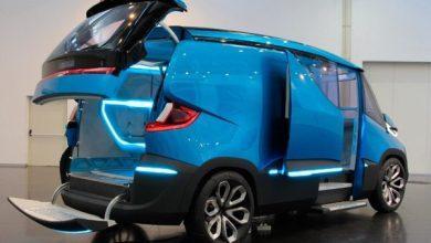 Photo of Iveco Visión, un prototipo de transporte de carga del futuro con cero emisiones