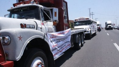 Photo of Va Amotac contra la Ley de Exterminio cerrando carreteras