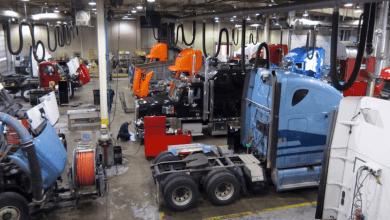 Photo of Baja producción de camiones en relación con 2016