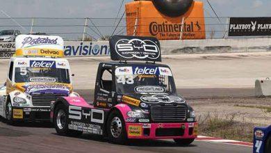 Photo of Gisela Ponce, a escalar posiciones en los Freightliner en Zacatecas