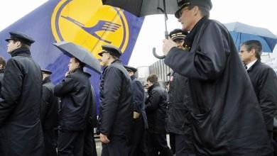 Photo of Huelga de Lufthansa cancela 1,000 vuelos