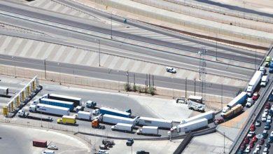 Photo of Hasta 6 horas de espera para cruce de trailers en Juárez El Paso