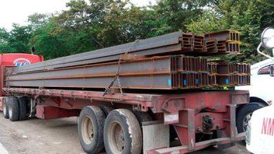 Photo of Roban enganchando plataformas en camiones sin reporte de robo