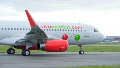 Photo of VivaAerobus crece 41% en pasajeros