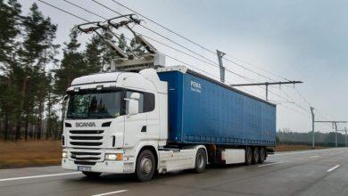 Photo of Suecia apoya proyecto Trolecam para camiones Scania