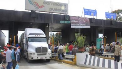 Photo of Transportistas van por eliminación caseta de cobro de Córdoba