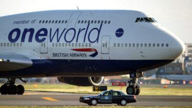 Photo of Pasajera ebria trata de abrir puerta de avión