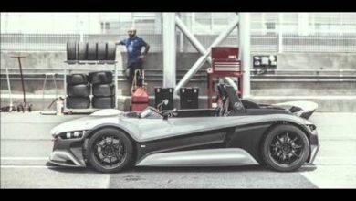 Photo of Dos hermanos mexicanos crean el primer auto ultra ligero de alta velocidad