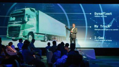 Photo of Volvo presentó en Argentina herramientas para el transporte del futuro