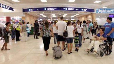 Photo of Aeropuerto de Cancún podría llegar a los 19 millones de pasajeros