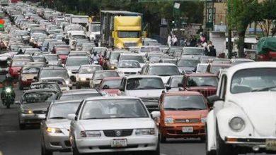 Photo of Hay 17 millones 81 mil automóviles registrados en circulación en México