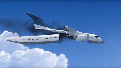 Photo of Diseñan avión con cápsula salvavidas para pasajeros