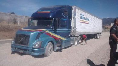 Photo of Video de tráiler que usa en rampa de frenado en autopista México-Puebla
