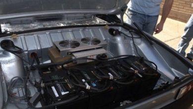 Photo of Transforman alumnos del IPN camioneta de carga convencional a eléctrica