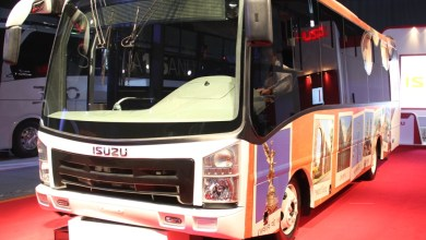 Photo of Isuzu presenta su autobus ELF 600