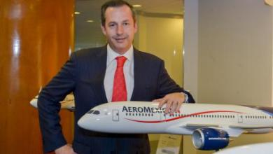 Photo of Aeroméxico quiere alianza con Delta a finales de 2016