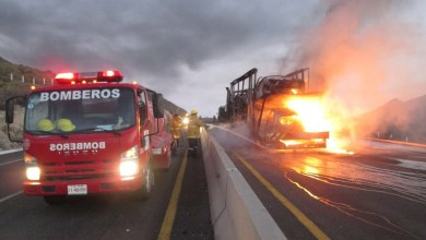 Photo of Se accidenta madrina con 11 autos nuevos y se incendia