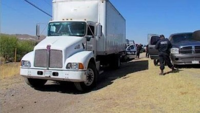 Photo of Puebla, Tlaxcala, Edomex y Veracruz a la cabeza en robos al transporte