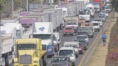 Photo of Seguirá restricción de horarios para circular en CDMX con camiones de carga