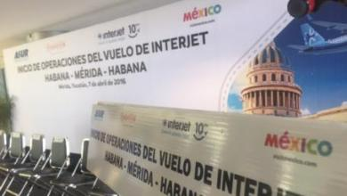 Photo of Interjet inaugura vuelo Mérida – La Habana