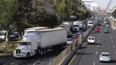 Photo of Transporte de de carga no circularía de 6 a 10 am en la CDMX: Mancera
