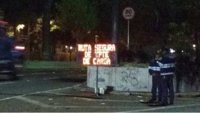 Photo of Apenas colocan señalamientos del horario de transporte de carga en CDMX