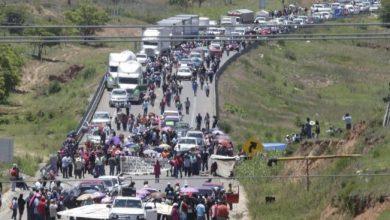 Photo of CNDH exhorta al libre tránsito en Carreteras de Oaxaca