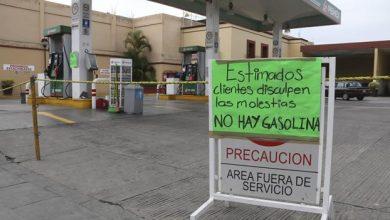 Photo of Se acaba combustible en Oaxaca en tan sólo 12 horas