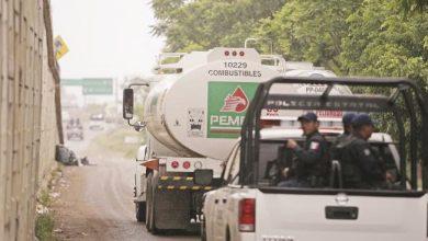 Photo of Roban pipa con gasolina cerca de bloqueo en Oaxaca