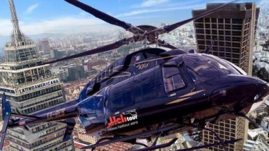 Photo of SCT anuncia regulación de tráfico de helicópteros