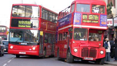 Photo of La parte trasera de los autobuses de Londres informará el tráfico