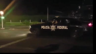 Photo of (Video) Policia Federal usa patrulla para arrancones