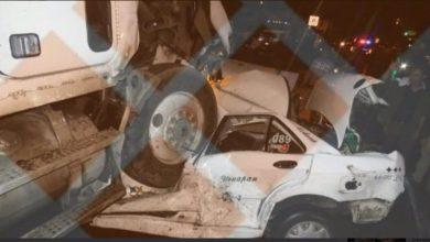 Photo of Embiste tráiler 10 vehículos en Uruapan; 15 lesionados