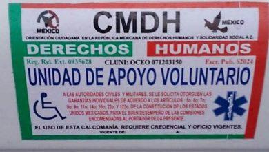 Photo of ¿Hoy no circulas? Fácil, afíliate a una ONG patito de DDHH y obtén engomado.