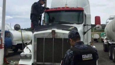 Photo of Recuperan 21 vehículos de carga con reporte de robo en Michoacán